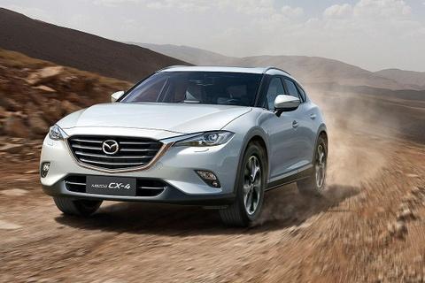 Mazda CX-4 chinh thuc ra mat hinh anh