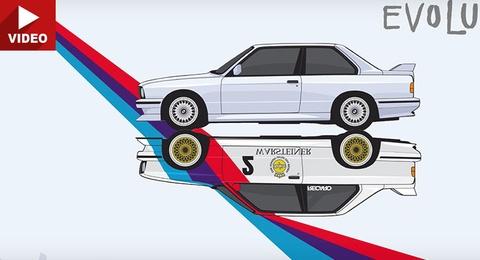 BMW 3-Series: 40 nam tien hoa hinh anh