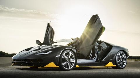 Can canh sieu xe Lamborghini Centenario 760 ma luc hinh anh
