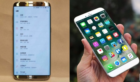 Linh kien dat do, gia iPhone 8, Galaxy S8 co the len 1.000 USD hinh anh