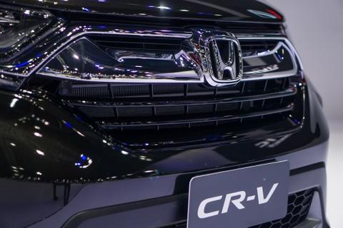 Anh thuc te Honda CR-V 7 cho vua ra mat hinh anh 3