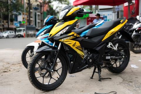 Yamaha Exciter ban chay gap 3 lan Honda Winner hinh anh