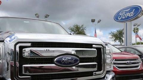 Ford khai tu nhieu mau xe con de phat trien xe tai, SUV hinh anh