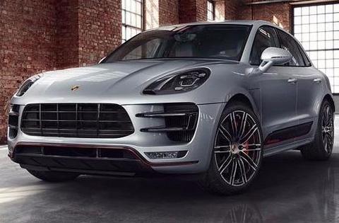 Porsche Macan Turbo ban dac biet voi dong co nang cap hinh anh