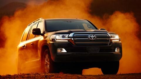 Thu nghiem va danh gia Toyota Land Cruiser 2018 hinh anh