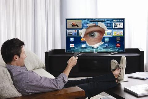 Smart TV de bi hack, nha san xuat ngo lo hinh anh