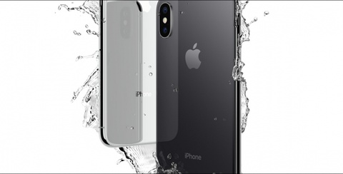 iPhone X bi do flash khi chup anh ngoai troi lanh hinh anh