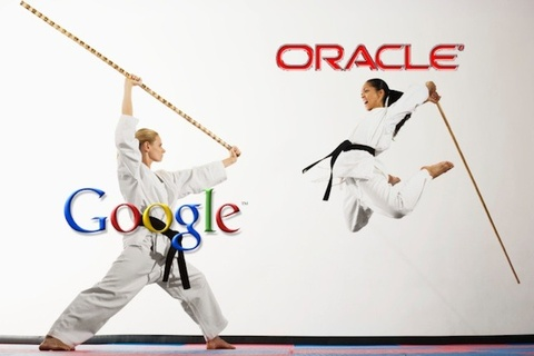 Google co the mat hang ty USD vi thua kien Oracle hinh anh
