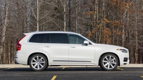 Volvo XC90 moi ra mat nam 2021, tu lai toan phan hinh anh