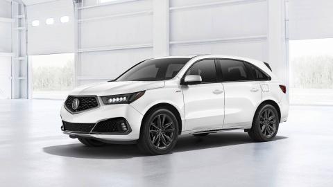 Acura MDX 2019 ra mat - noi that dep hon, co ban the thao hinh anh