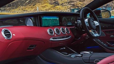 Mercedes-Benz S-Class 2019 gia tu 314.000 USD tai Australia hinh anh 8