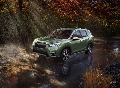 subaru forester hinh anh