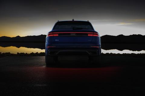 Audi Q8 2019 ban tai My, dung dong co moi hinh anh 2