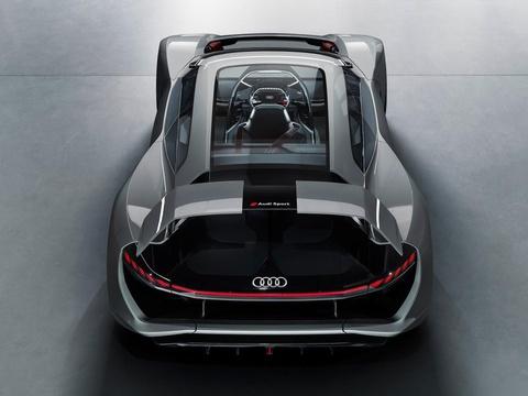 Sieu xe dien Audi R8 xuat hien nam 2022 hinh anh