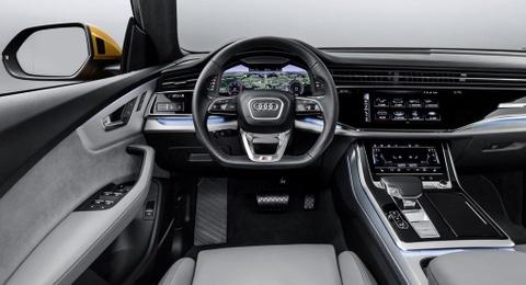 Audi Q8 2019 ban tai My, dung dong co moi hinh anh 8