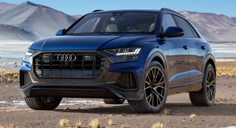 Audi Q8 2019 ban tai My, dung dong co moi hinh anh 3