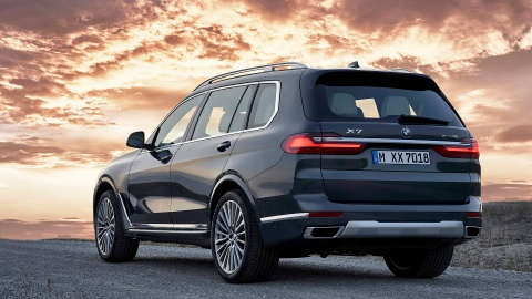 BMW X7 2019 rong rai, co bap va manh me hon hinh anh 3