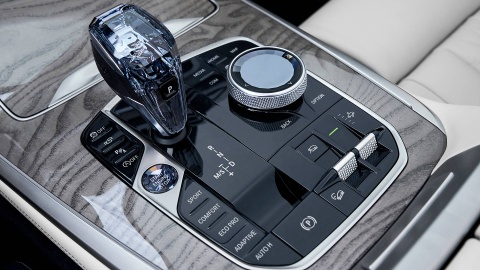 BMW X7 2019 rong rai, co bap va manh me hon hinh anh 5