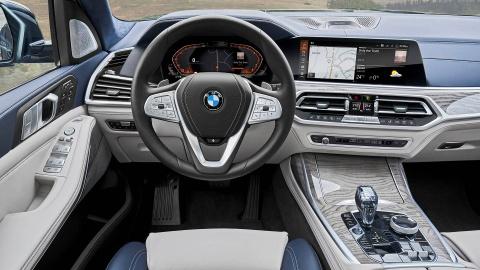 BMW X7 2019 rong rai, co bap va manh me hon hinh anh 7