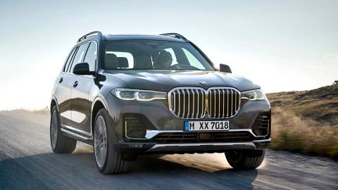 BMW X7 2019 rong rai, co bap va manh me hon hinh anh