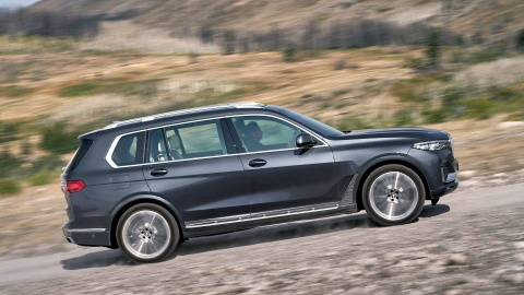 BMW X7 2019 rong rai, co bap va manh me hon hinh anh 6