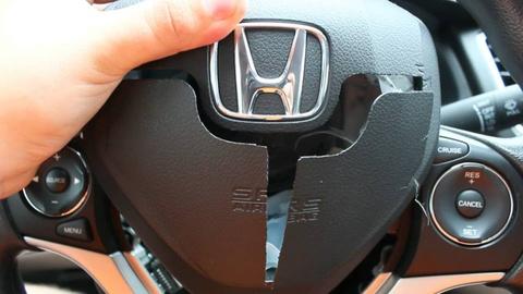 Ro nan trom tui khi xe Honda o My hinh anh