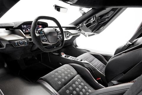 Đây là cách Ford sẽ áp dụng để khử mùi xe mới mua