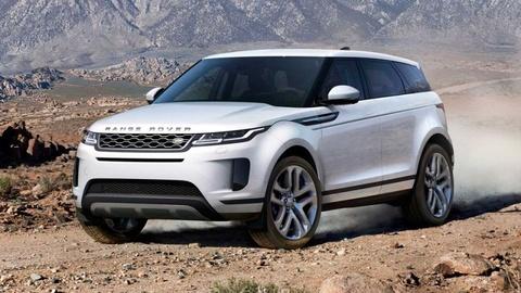 Range Rover Evoque 2020 ra mat, lay cam hung tu Velar hinh anh