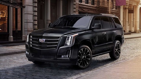 Cadillac Escalade them ban Sport gia re nhat 85.000 USD hinh anh