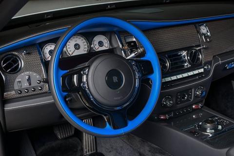 Rolls-Royce Dawn phoi mau doc dao o Abu Dhabi hinh anh 5
