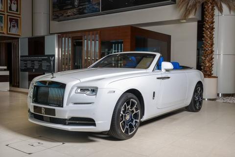 Rolls-Royce Dawn phoi mau doc dao o Abu Dhabi hinh anh 7
