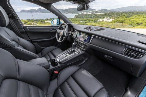 Lai thu Porsche Macan S 2019 - dat nhung xat ra mieng hinh anh 6