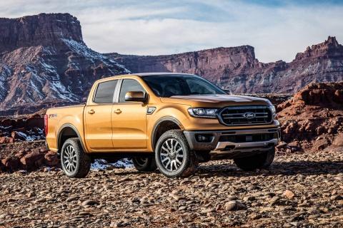 Ford khoe Ranger 2019 tiết kiệm nhiên liệu hơn hẳn đối thủ