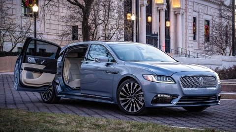 Lincoln Continental bản giới hạn 80 chiếc ra mắt