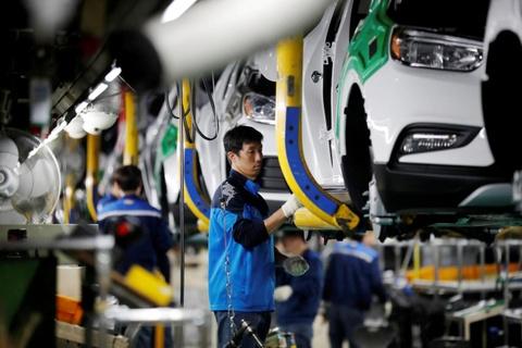 Ngành ôtô Hàn Quốc gặp khó, chính phủ hỗ trợ ngay 3,1 tỷ USD