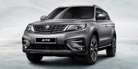 SUV cua Proton la quan bai ngoai giao Trung Quoc - Malaysia hinh anh 5