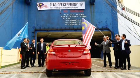 SUV cua Proton la quan bai ngoai giao Trung Quoc - Malaysia hinh anh 2