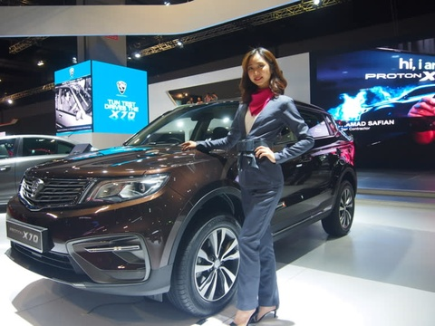 SUV cua Proton la quan bai ngoai giao Trung Quoc - Malaysia hinh anh 1