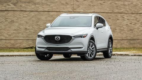 Danh gia Mazda CX-5 2019: Thiet ke on, nhieu cong nghe hinh anh
