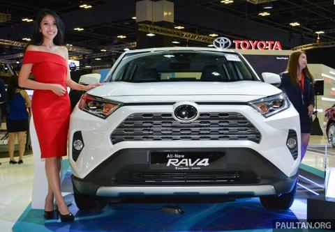 Chi tiet Toyota RAV4 2019 vua ra mat Dong Nam A hinh anh