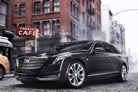 Toan bo xe sang Cadillac se co kha nang tu lai hinh anh