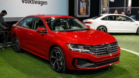 Volkswagen Passat 2020 khoác diện mạo mới