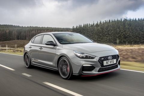 Hyundai i30 2019 bản coupe 5 cửa giá 38.600 USD