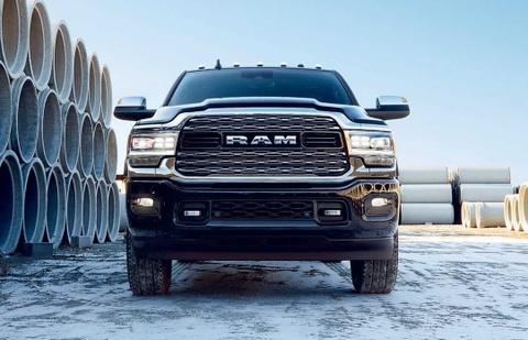 Siêu bán tải Ram Heavy Duty 2019 có mô-men xoắn 1.356 Nm