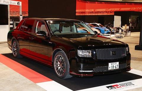'Rolls-Royce Nhật Bản' màu đen độc nhất