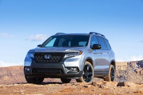 SUV viet da Honda Passport 2019 gia tu 32.000 USD hinh anh 2