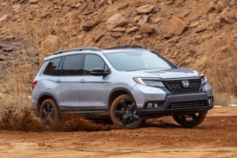 SUV viet da Honda Passport 2019 gia tu 32.000 USD hinh anh 4