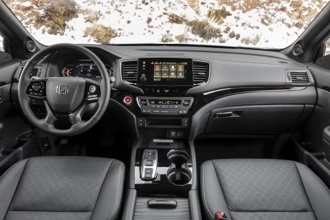 SUV viet da Honda Passport 2019 gia tu 32.000 USD hinh anh 5