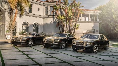 Dan xe Rolls-Royce ban dac biet chao Tet Ky Hoi hinh anh