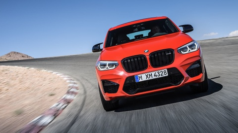 Vua lo dien, BMW X3 M va X4 M moi da co ngay ban hieu suat cao hinh anh 4